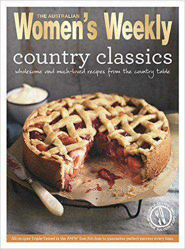 Country Classic Australian Womens Weekly Essential