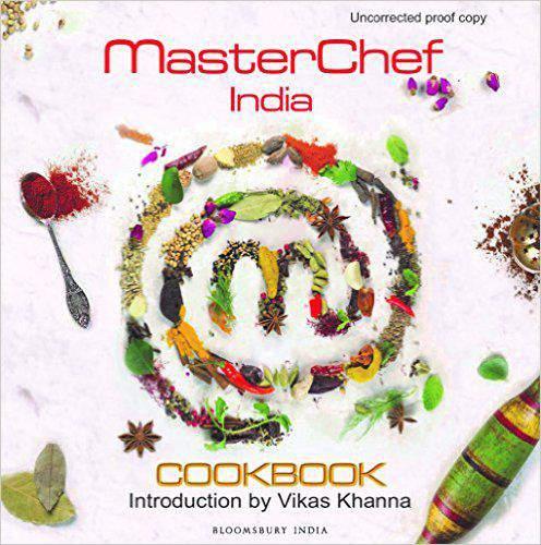 Master chef India Cookbook