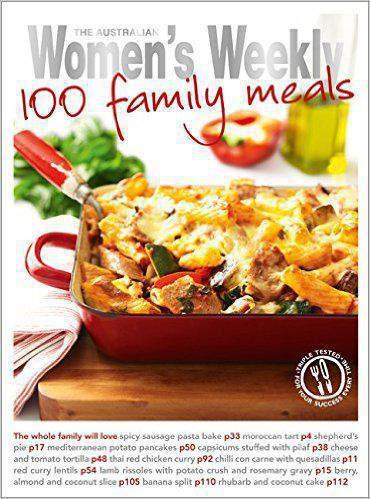 Essential 100 Family Meals