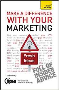 Teach Yourself Make A Difference With Your Marketing