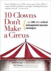 10 Clowns Dont Make A Circus