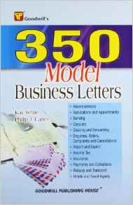 350 Model Business Letters -