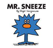 Mr Sneeze (Mr Men Clasc Library)