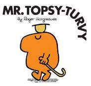 Mr. TopsyTurvy Mr. Men Classic Library