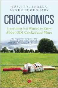 Criconomics: Everything You Wanted to Know About ODI Cricket and More -