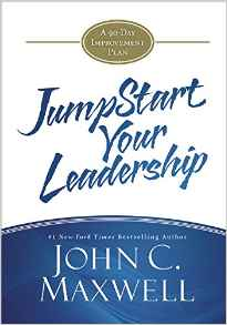 JumpStart Your Leadership: A 90Day Improvement Plan