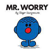 Mr Worry Mr Men Classic Library