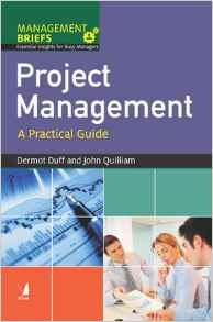 Management Briefs  Project Management  A Practical Guide English 1st Edition