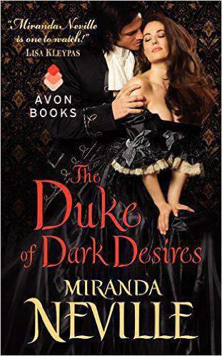 The Duke of Dark Desires The Wild Quartet -