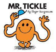 Mr Tikle Mr Men  Library