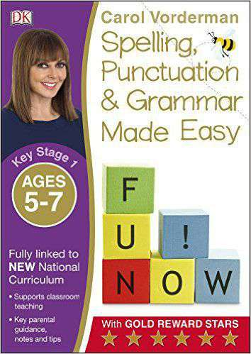 Made Easy Spelling Punctuation and Grammar  KS1 English Made Easy
