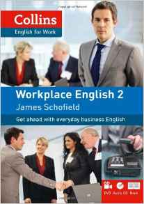 Collins Workplace English 2 Collins English for Work  Book + DVD