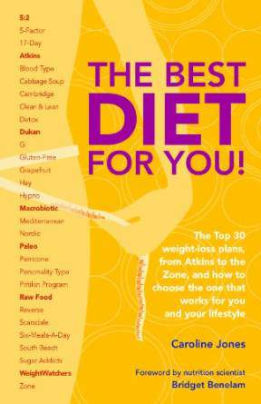 The best diet for you The Top 30 Weightloss Plans from Atkins to the Zo