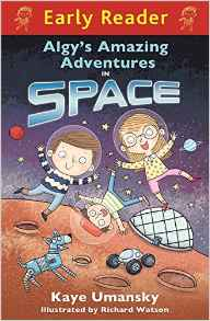 Algys Amazing Adventures in Space