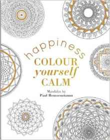 Colour Yourself Calm Happiness