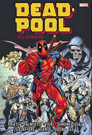 Deadpool Classic Omnibus Vol 1