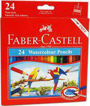 FaberCastell Water Colour 24 Pcs