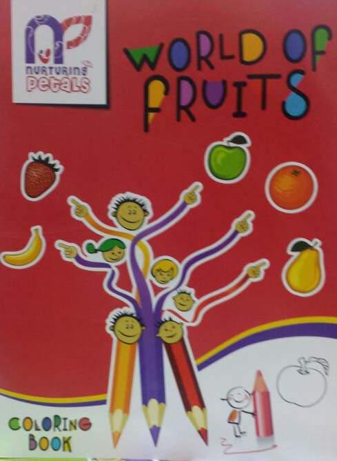 World Of Fruits