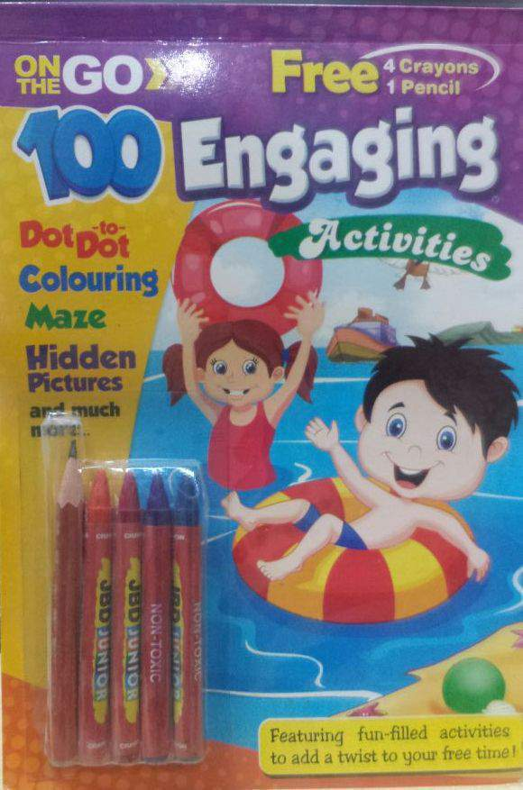 100 Engaging Activities
