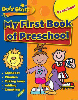 My First Book of Preschool