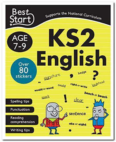 Best Start Workbook Ages 79 English