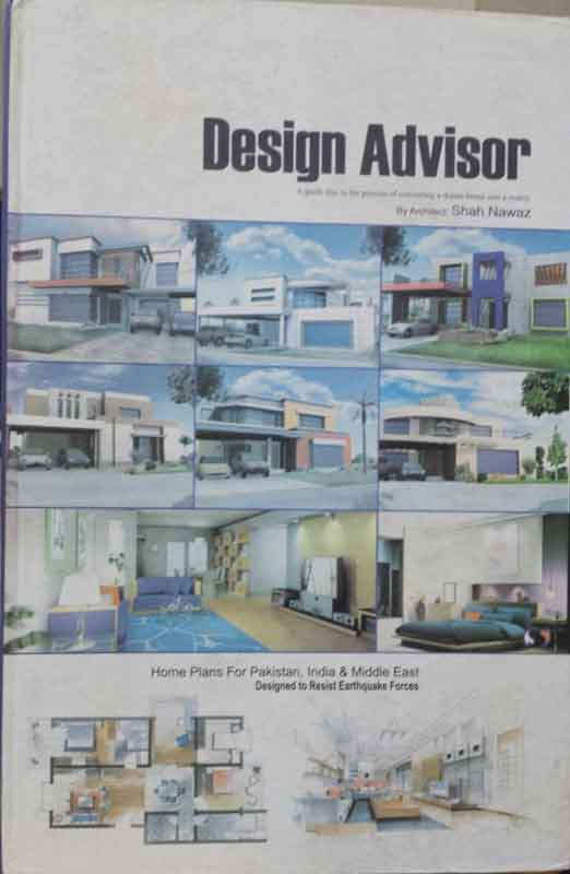 Design Adviser : A guide Line To Process Of  Converting A Dream House Into a Reality -