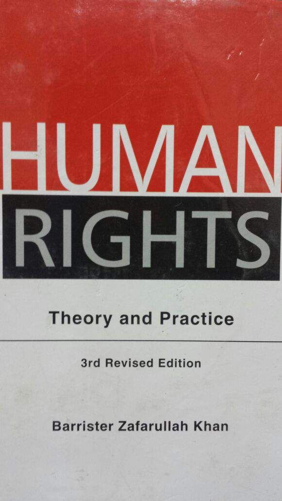 Human Rights Theory And Practice 3rd Revise Edition