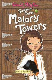 Enid Blyton Summer Term At Malory Towers  8