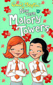 Enid Blyton New Term At Malory Towers  7