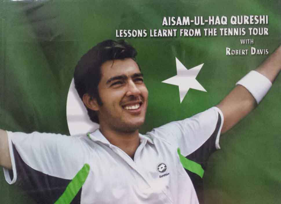 Aisam ul Haq Qureshi Lessons Learnt From the Tennis Tour With Robert Davis