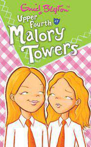 Enid Blyton Upper Fourth At Malory Towers  4