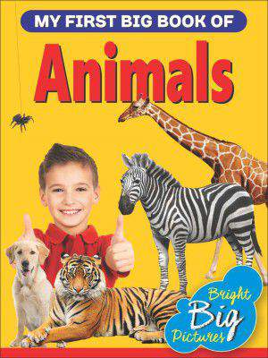 My First big book of Animals  -