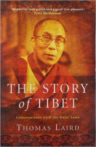 The Story of Tibet: Conversations with the Dalai Lama