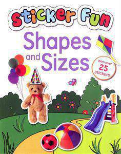 Sticker Fun Shapes and Sizes