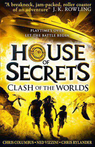 Clash of the Worlds 3 House of Secrets -