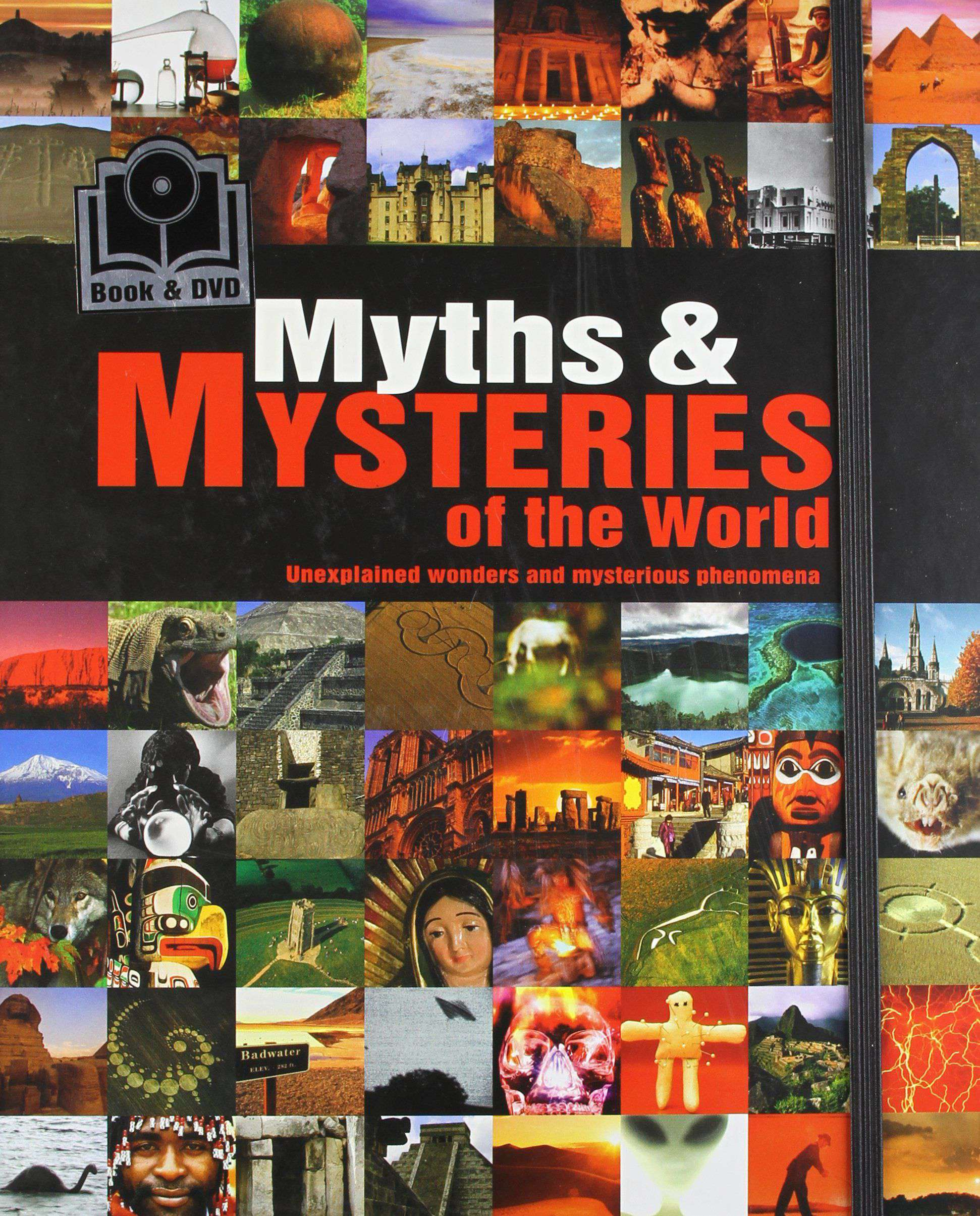 Mysteries of the World Gift Folder and DVD