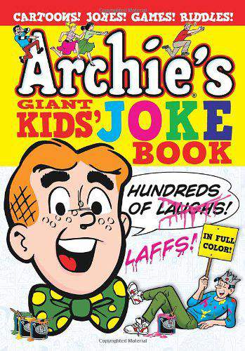 Archies Giant Kids Joke Book
