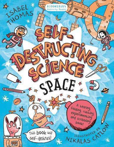 SelfDestructing Science Space