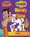 Chota Bheem Fantastic Memory Game 52 Pieces Inside -