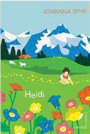 Heidi Vintage Childrens Classics -