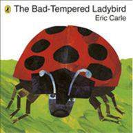 The Bad Tempered Ladybird Board Book