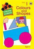 Learning At Home Series 1: Colours and Shapes
