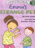 Emmas Strange Pet I Can Read Book 3