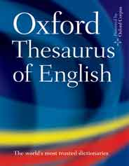 Oxford Thesaurs of English