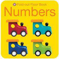 Numbers Foldout Floor Books