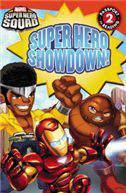 Super Hero Squad: Super Hero Showdown!  Passport to Reading Level 2