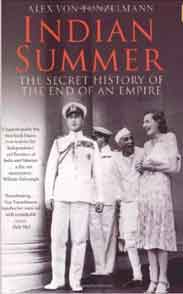 Indian Summer The Secret History Of The End Of An Empire