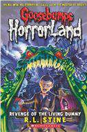 Goosebumps Horrorland 1 Revenge of the Living Dummy