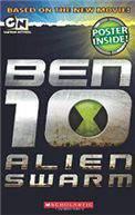 Ben 10 Alien Swarm Movie Novelization