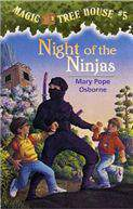 Magic Tree House  5 Night Of The Ninjas